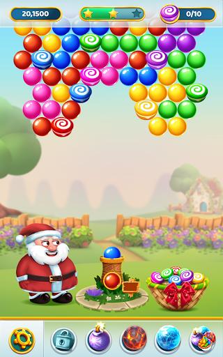 Christmas Games - Bubble Pop 4.0 screenshots 21