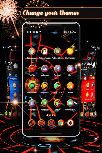 3D 2021 Theme For Android 1.296.1.75 Screenshots 6