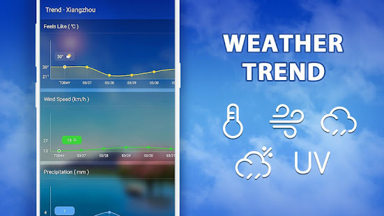 Weather Live - Accurate Weather Forecast 1.2.1 Screenshots 10
