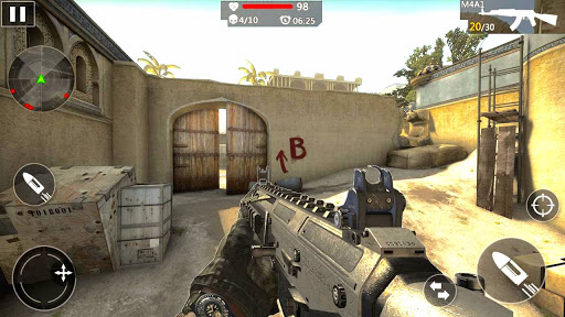 Real Counter Terrorist Strike Free Shooting Games  screenshots 2