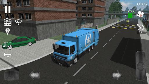 Trash Truck Simulator Apk 1