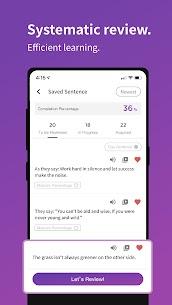 VoiceTube Mod Apk- Learn English phrases (Premium/Pro Unlocked) 4