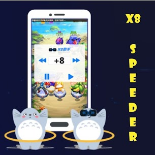 X8 SPEEDER HIGGS DOMINO ISLAND BARU For Android 2