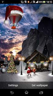 2019 Christmas Live Wallpaper