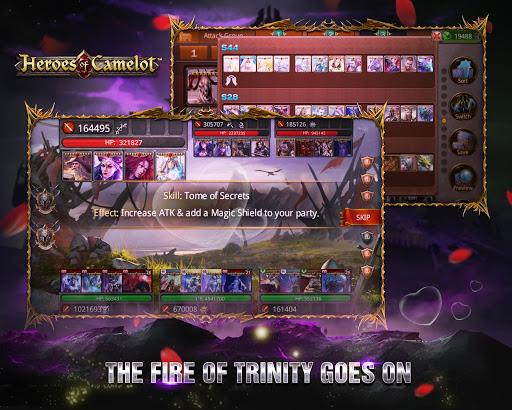 Heroes of Camelot 9.4.5 screenshots 15