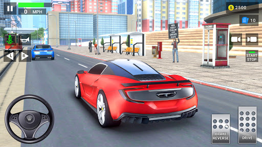 Driving Academy 2 Car Games screenshots 1