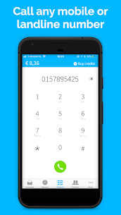 Rebtel: Cheap International Calls MOD APK (Unlimited Credits) 2