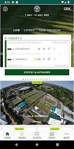 The Championships, Wimbledon 2019 2