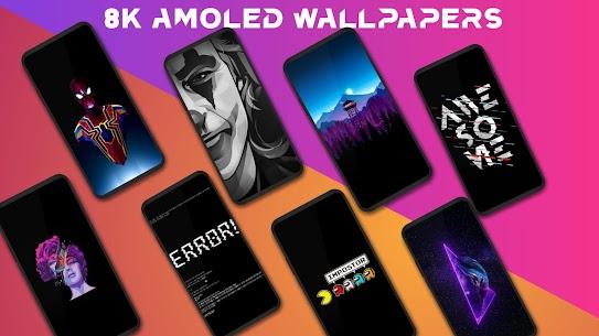 AmoledPix Mod Apk- 4K Amoled Wallpapers (Premium Features Unlocked) 1