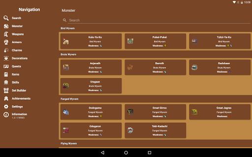 MHW Companion  screenshots 9