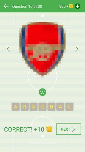 Soccer Club Logo Quiz: more than 1000 teams 1.82 screenshots 3