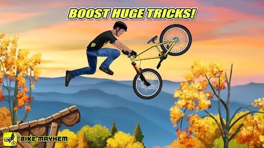 Bike Mayhem Mountain Racing MOD Apk 1.5 (Unlimited Lives) 2
