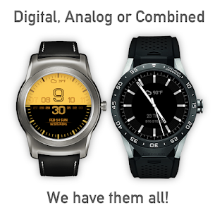 Watch Face – Minimal & Elegant for Android Wear OS v3.8.6.002 [Paid] 4