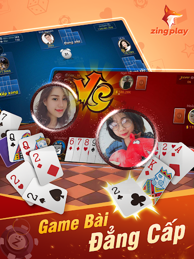 ZingPlay - Game bu00e0i - Tien Len - Mu1eadu Binh  screenshots 7