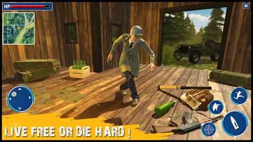 Firing War Battlegrounds: Offline Gun Games 2020 screenshots 4