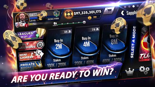 Rest Poker - Texas Holdem  screenshots 1