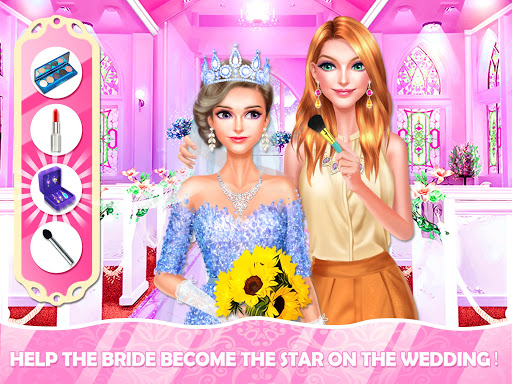 Wedding Makeup Stylist - Games for Girls 1.0 Screenshots 4