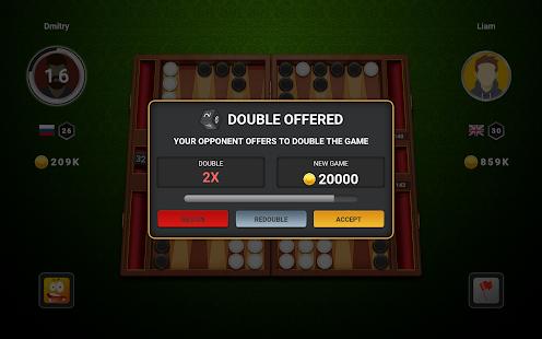 Backgammon Champs - Play Free Board Games Online 2.5 Screenshots 4