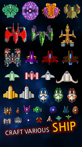 Grow Spaceship - Galaxy Battle apktram screenshots 14
