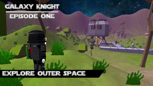 Galaxy Knight Episode One screenshots 8