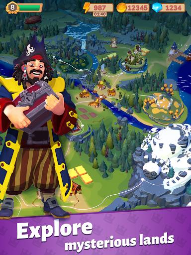 Merge Master: Adventure Puzzle  screenshots 14