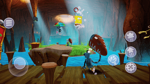 SpongeBob SquarePants: Battle for Bikini Bottom  screenshots 10