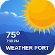 Weather Forecast & Live Radar Maps: Weather Port