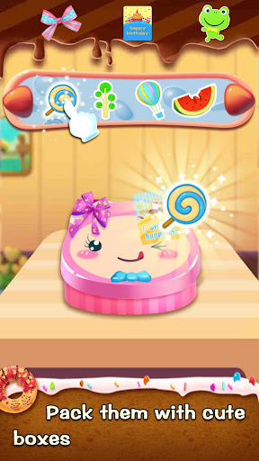 ud83cudf69ud83cudf69Make Donut - Interesting Cooking Game 5.5.5052 screenshots 7