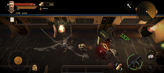 Metro Survival Game, Zombie Hunter Mod Apk 1.57 (A Lot of Money) 1