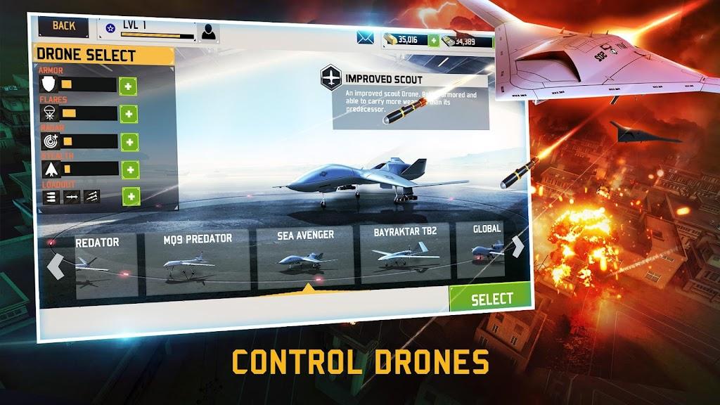 Drone : Shadow Strike 3  poster 2