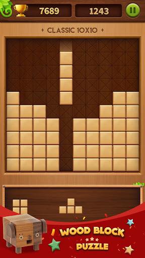 Wood Block Puzzle 2020  screenshots 1