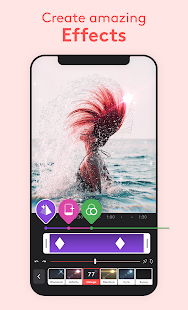 Image For Videoleap by Lightricks. Official Android release! Versi 1.0.7.1 1