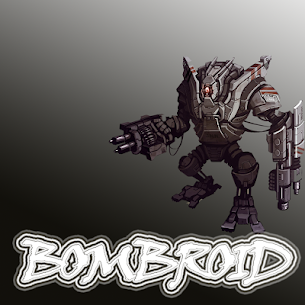 Bombroid: Mission-Moon Station Game Hack Android and iOS 1
