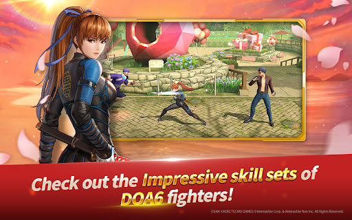 The King of Fighters ALLSTAR Apkfinish screenshots 17
