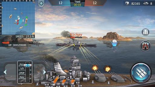 Warship Attack 3D 1.0.7 screenshots 1