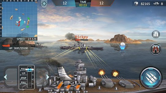 Warship Attack 3D  For Pc | How To Install (Windows 7, 8, 10, Mac) 1
