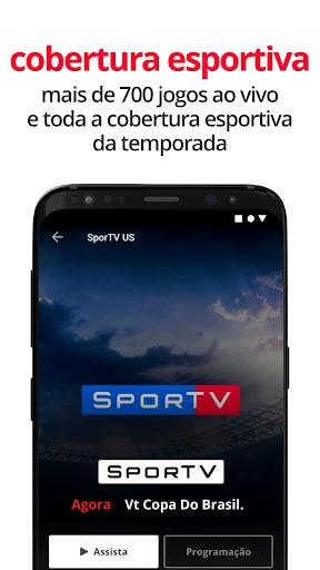 Globoplay: esporte, novela e + apktram screenshots 5