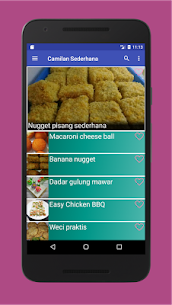 2500 Resep Camilan Sederhana For Pc – Free Download And Install On Windows, Linux, Mac 4