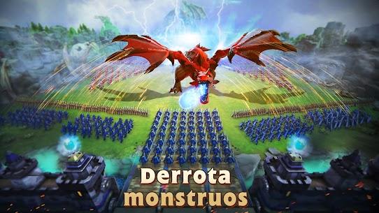Lords Mobile: Guerra de Reinos – Batalla MMORPG 5
