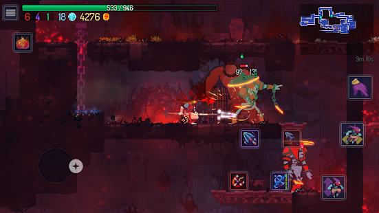 Скриншот №3 к Dead Cells