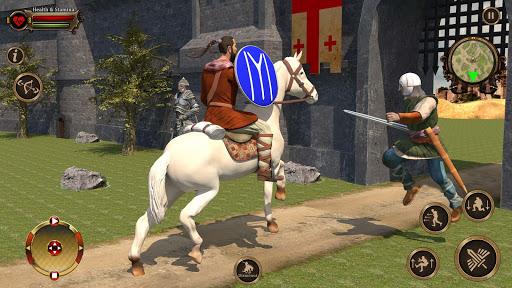 Warrior Ertugrul Gazi - Real Sword Games 2020 Apkfinish screenshots 6