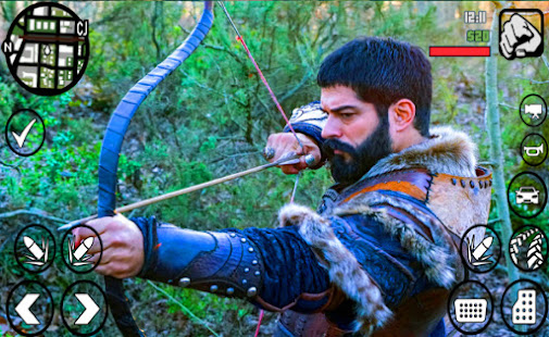 Kurulus Osman Gazi Game New Archery Fighting 2021 screenshots 2