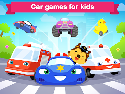 Car games for kids ~ toddlers game for 3 year olds screenshots 9