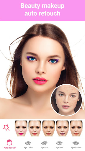 Beauty Makeup Editor: Beauty Camera, Photo Editor 1.7.6 Screenshots 1