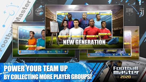 Football Master 2020 APK MOD (Astuce) screenshots 5