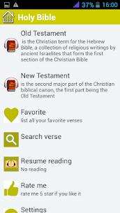 King James Audio Bible Free – KJV Audio Offline 1.2 Mod Android Updated 2