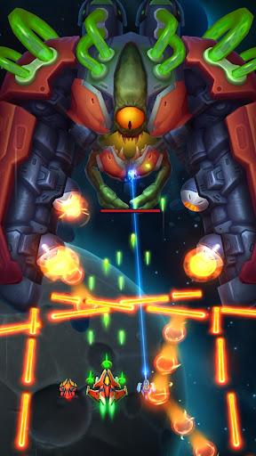 Code Triche Space Shooter: Galaxy Wars - Alien War apk mod screenshots 5