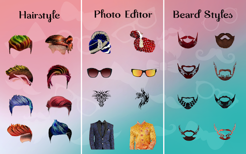 Pocket Salon – Men, Women Mobile Beauty Editor app 2