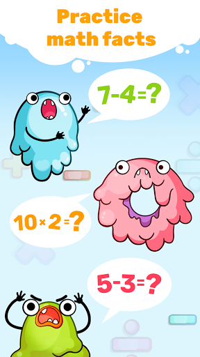Fun Math: master math facts in cool game! 4.0.0 screenshots 5