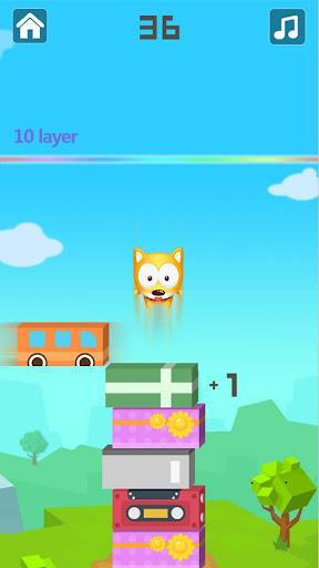 Keep Jump u2013 Flappy Block Jump Games 3D 3.8501 screenshots 2